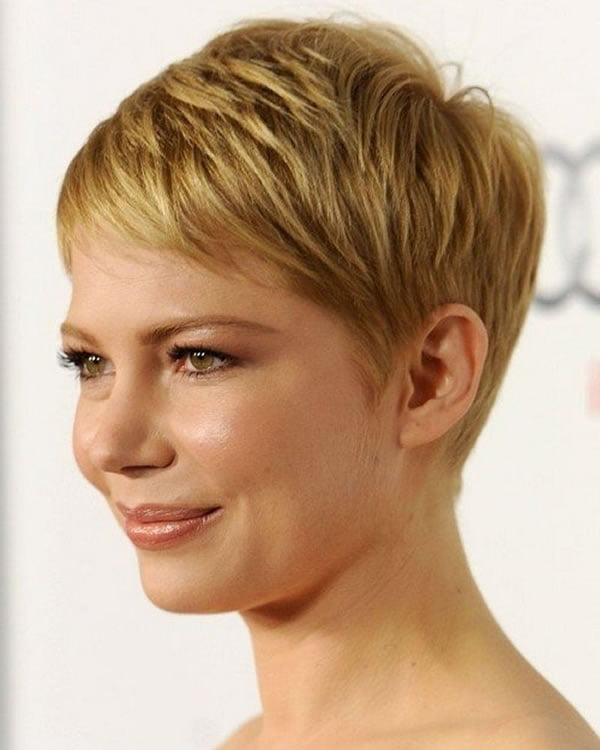 Short Pixie Haircuts 2021 Hair Colors