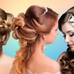 Wedding hairstyles for long hair 2021