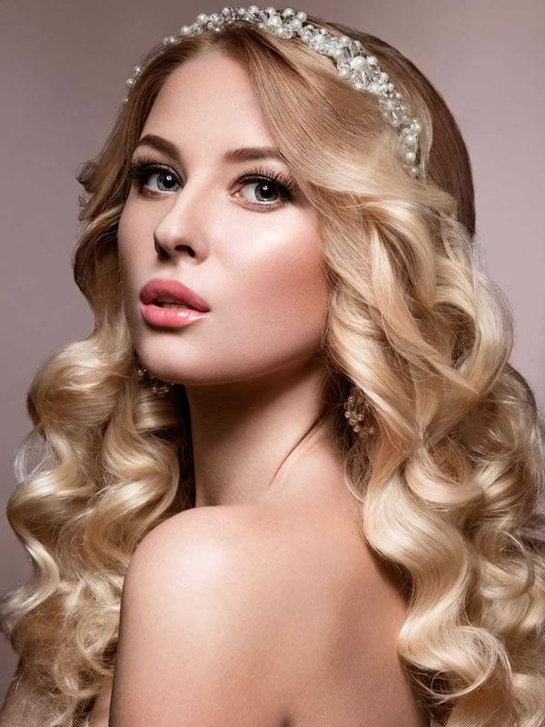 Wedding hairstyles for long hair 2021 - Hair Colors