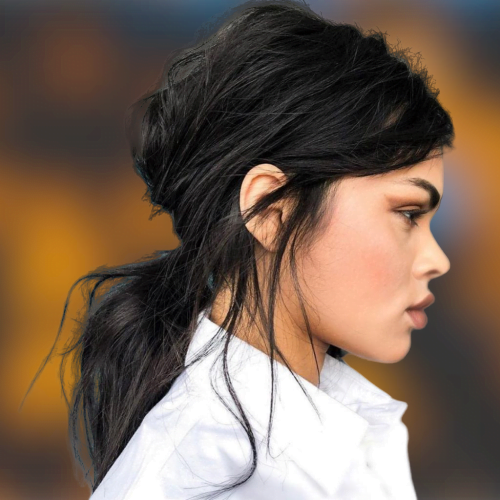 Low ponytail 2021