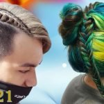 2021 Braided hairstyles for men