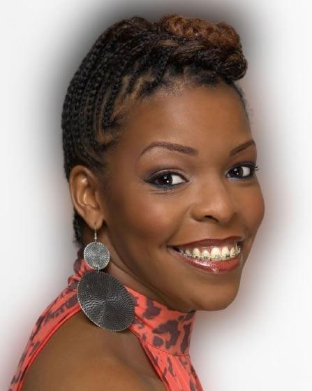 2021 Cornrow hairstyles for black women