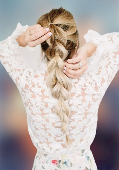 Braided Ponytail Hairstyles for Women in 2021-2022