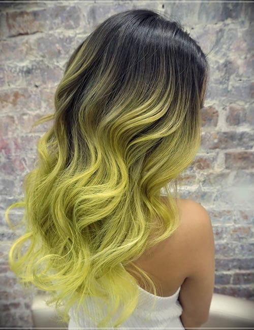Ombre Hair Colors for 2021 - 2022