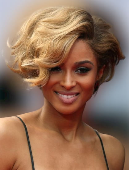 Short hairstyles for Black Women in 2021-2022