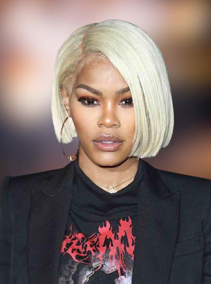 Teyana Taylor Hairstyles and Haircuts for 2021-2022
