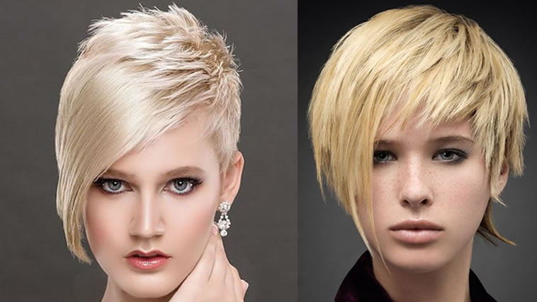 Asymmetrical Short Haircuts 2021-2022