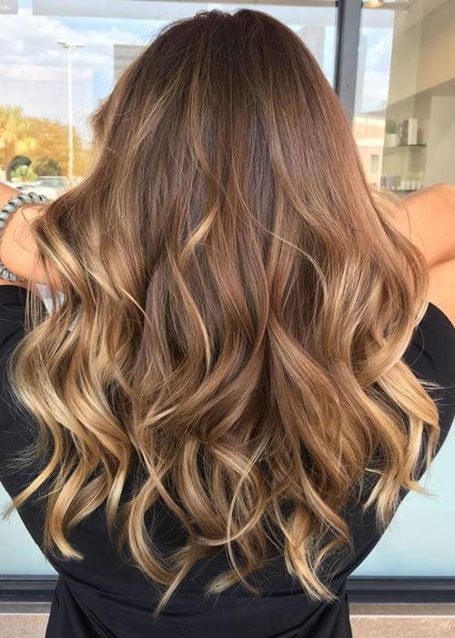 Balayage Long Hairstyles 2021-2022