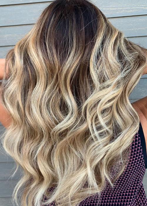 Balayage Long Hairstyles 2021-2022 - Hair Colors
