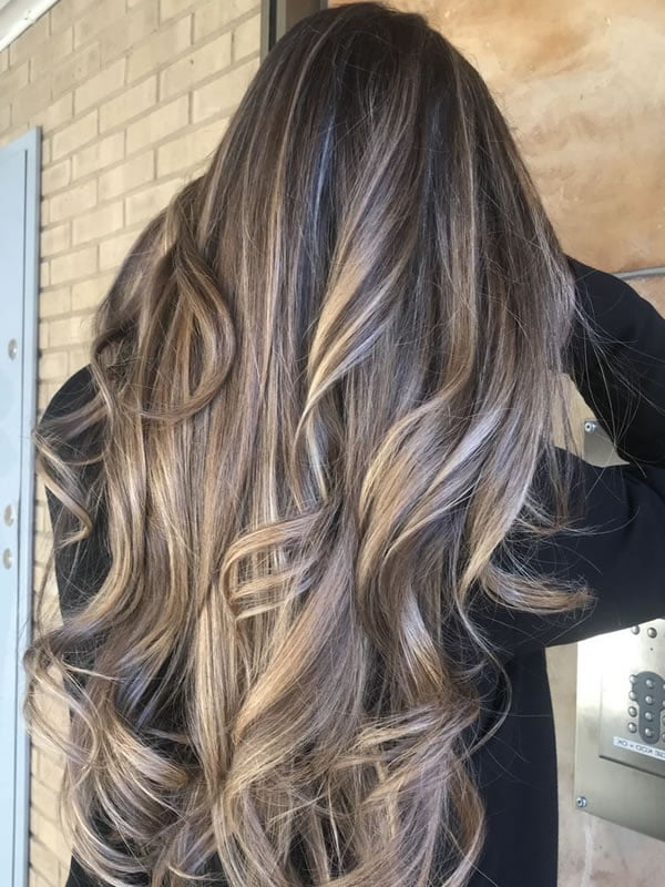 Balayage Ombre Hair Colors 2021-2022