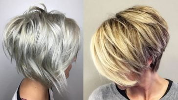 Easy short hairstyles 2021-2022