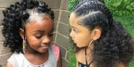Little black girl hairstyles 2021-2022