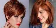 Red hair color ideas for 2021-2022
